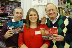 Craig & Bill at Nagles Book Signing